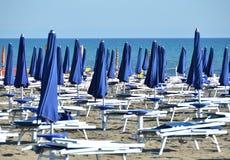 Marina di Grosetto, famous Italian resort Stock Photography