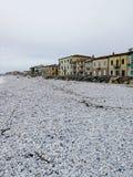 Marina di Pisa, Italien Region Toskana lizenzfreie stockfotos
