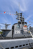 Marina di Stati Uniti USS sottomarino Silvesides immagini stock libere da diritti