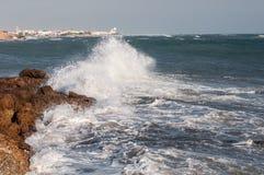 Marina di Ugento, Italy Royalty Free Stock Image