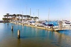 Marina District à San Francisco Image libre de droits