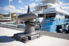 Marina dock Stock Photo