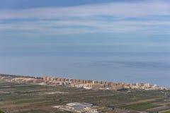 Marina Dor Oropesa del Mar, Castellon - Spagna immagini stock