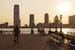 Marina du nord de crique, New York, éditorial Photographie stock libre de droits