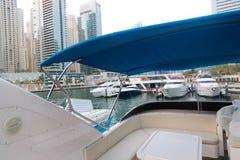 Marina Dubai stockfoto