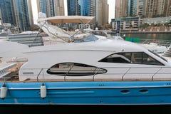 Marina Dubai lizenzfreie stockfotografie