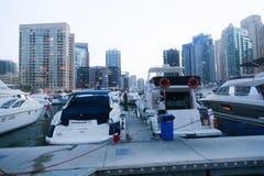 Marina Dubai lizenzfreies stockbild
