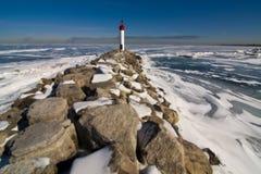 marina dzwonkowa rzeka Fotografia Royalty Free