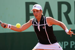 Marina Erakovic (NZL) at Roland Garros 2011 Stock Photos