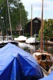 Marina - Frisia Fotos de archivo