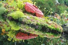 Marina Garden By the Bay royalty free stock photos