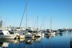 Marina Gold Coast de Southport Images libres de droits