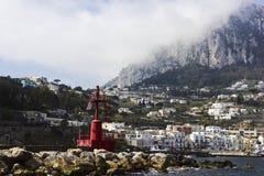 Marina Grande, Capri Stock Photos