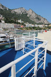Marina Grande, Capri, Italy Royalty Free Stock Photography