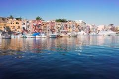 Procida island, Italy Stock Photo