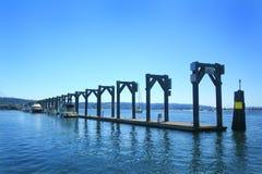 Free Marina Guest Moorage Dock Stock Photo - 33154550