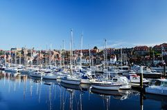 Marina, Harbor, Water, Sky Royalty Free Stock Photo