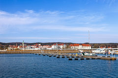 Free Marina In Sopot Stock Images - 24821374