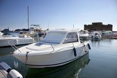 marina jacht Obrazy Stock