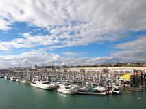 marina jachty Fotografia Stock