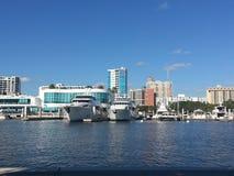 Marina jacks. In sarasota florida Stock Photo