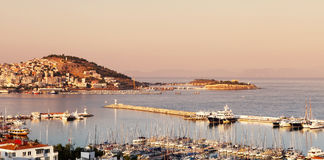 Marina of Kusadasi Royalty Free Stock Image