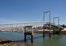 Free Marina Lagos View With Lifting Bridge Stock Photos - 214709623