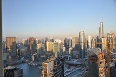 Marina Landscape 2 Royalty Free Stock Photo