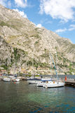 Marina in Limone Sul Garda Royalty Free Stock Photos