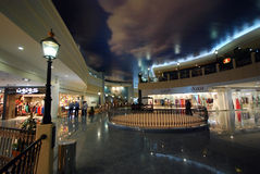 Marina Mall Royalty Free Stock Photography