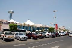 Marina Mall Royaltyfria Foton
