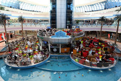 Marina Mall in Abu Dhabi Stock Photo
