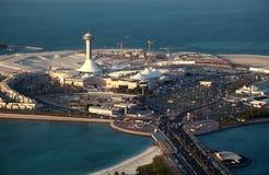 Marina Mall in Abu Dhabi Stockfotos