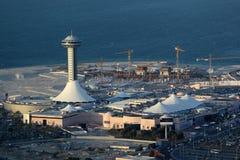Marina Mall in Abu Dhabi Lizenzfreie Stockbilder