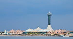 Marina Mall Abu Dhabi Arkivbilder