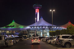 Marina Mall in Abu Dhabi, UAE Stockfoto