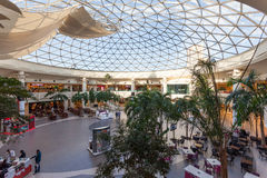 Marina Mall i Kuwait Royaltyfria Bilder