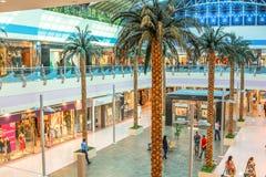 Marina Mall UAE Lizenzfreies Stockfoto