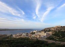 Marina in the Mediterranean Stock Photography