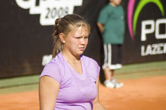 Marina Melnikova in Oporto open Stock Photo