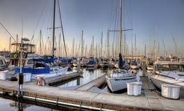 Marina Monterey California Royalty Free Stock Photo