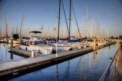 Marina Monterey California Royalty Free Stock Photos