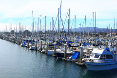 Marina Royalty Free Stock Photo