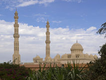 Marina mosque in Hughada Royalty Free Stock Photos