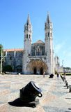 Marina Museum in Mosteiro dos Jeronimos, Lisbon Royalty Free Stock Images