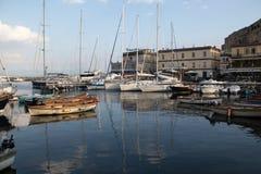 Marina - Naples obrazy stock
