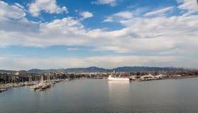 Marina in Palma de Mallorca Stock Photography