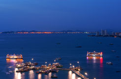 The Marina at Pattaya Stock Photos