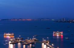 The Marina at Pattaya Stock Photos