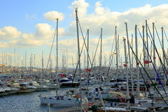 Marina Pendik, Istanbul Royalty Free Stock Image